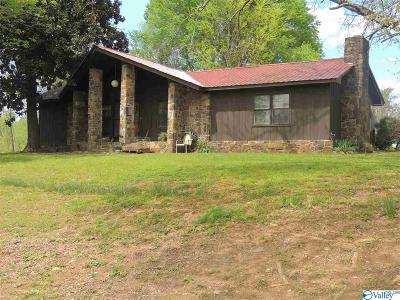Gaylesville Single Family Home For Sale: 2565 Alabama Highway 68