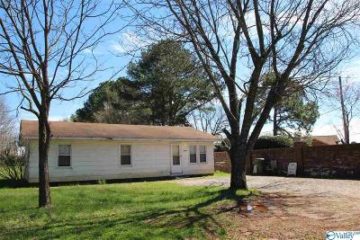 Huntsville Single Family Home For Sale: 1822 Rideout Drive
