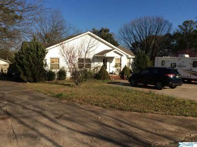 Madison Single Family Home For Sale: 8540 Bloodworth Drive