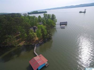 Guntersville Residential Lots & Land For Sale: Lot 9 Ney-A-Ti Drive