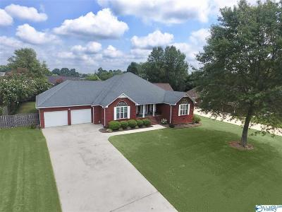 Harvest Single Family Home For Sale: 27333 Jarrod Blvd