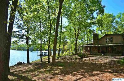 Marshall County, Jackson County Single Family Home For Sale: 846 Campground Circle