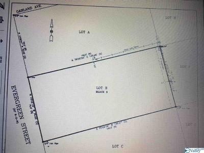 Huntsville Residential Lots & Land For Sale: 2703 Evergreen Street