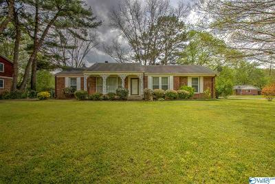 Single Family Home For Sale: 2604 Gibson Street