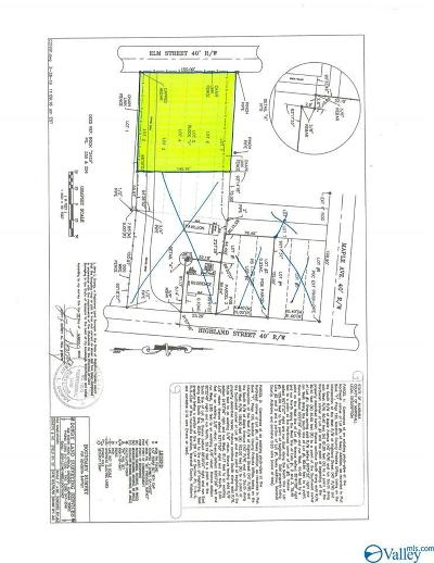 Boaz Residential Lots & Land For Sale: Elm Street