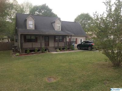 Marshall County, Jackson County Single Family Home For Sale: 1205 Cedar Creek Road