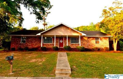 Marshall County, Jackson County Single Family Home For Sale: 3500 Colonial Drive
