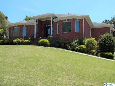 Huntsville Single Family Home For Sale: 1402 Old Carriage Lane