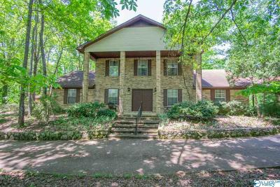 Marshall County, Jackson County Single Family Home For Sale: 2065 Snow Point Road