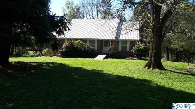 Henagar Single Family Home For Sale: 549 Lees Chapel Road