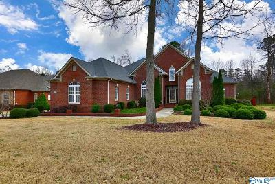 Huntsville Single Family Home For Sale: 246 Bishop Farm Way