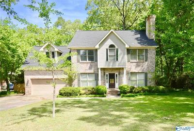 Hartselle Single Family Home For Sale: 407 Hickory Stick Street