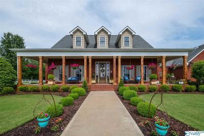 Madison County, Limestone County, Morgan County, Jackson County, Marshall County Single Family Home For Sale: 219 Juell Lane