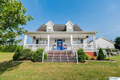 Guntersville Single Family Home For Sale: 2700 Hopewell Road