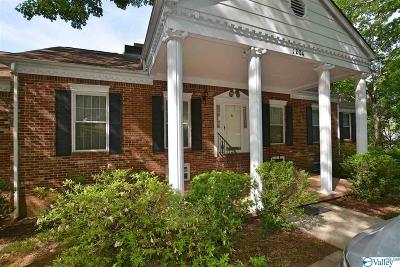 Single Family Home For Sale: 1204 Chandler Road