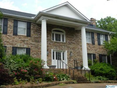 Huntsville Single Family Home For Sale: 1309 Chandler Road