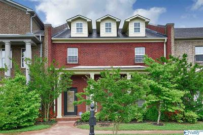 Madison Townhouse For Sale: 12078 Southern Charm Blvd