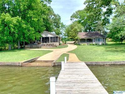 Madison County, Limestone County Single Family Home For Sale: 17752 Lakeside Estates Road