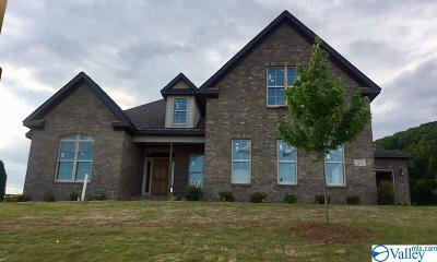 Gurley Single Family Home For Sale: 33 Abby Glen Way