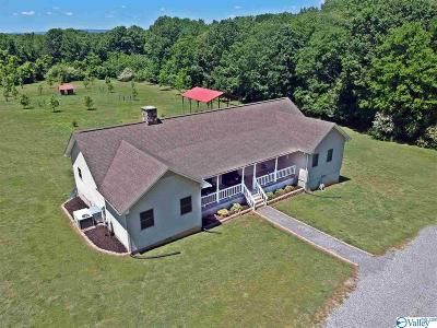 Marshall County, Jackson County Single Family Home For Sale: 4335 County Road 491
