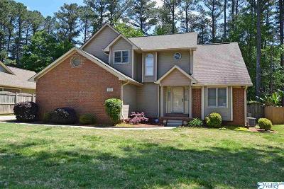 Single Family Home For Sale: 1834 Shellbrook Drive