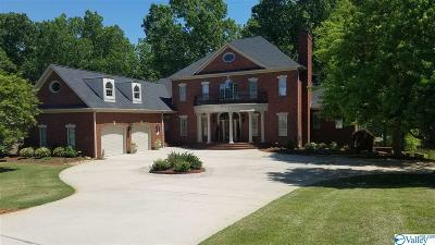 Limestone County Single Family Home For Sale: 8954 Brigadoon Drive