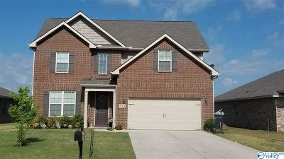 Priceville Single Family Home For Sale: 330 Willow Bank Circle