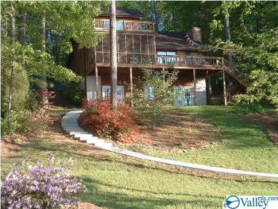 Cherokee County Single Family Home For Sale: 3711 County Road 104