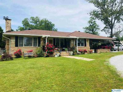 Cedar Bluff Single Family Home For Sale: 4735 Highway 9