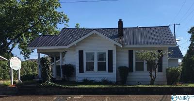Guntersville Single Family Home For Sale: 2311 Loveless Street
