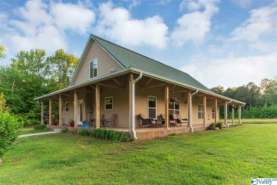 Toney Single Family Home For Sale: 520 Shady Grove Road