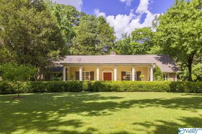 Decatur Single Family Home For Sale: 1705 Woodmont Drive