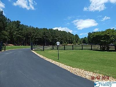 Cedar Bluff Residential Lots & Land For Sale: Lt 32 County Road 767