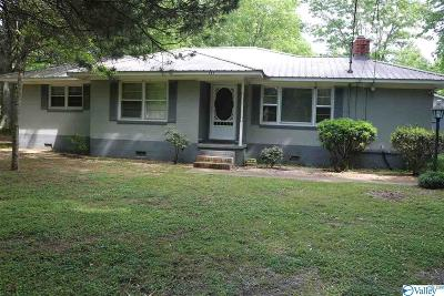 Guntersville Single Family Home For Sale: 131 Warrenton Road