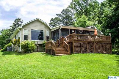 Cedar Bluff Single Family Home For Sale: 50 County Road 690