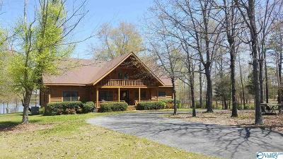 Single Family Home For Sale: 1255 County Road 642