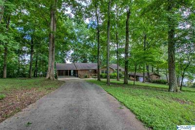 Madison County, Limestone County Single Family Home For Sale: 17491 Richter Road