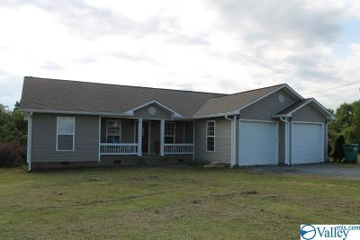 Rainsville AL Single Family Home For Sale: $135,000