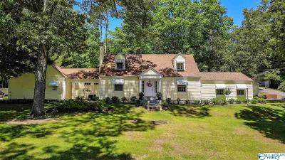 Fort Payne Single Family Home For Sale: 1614 Forest Avenue