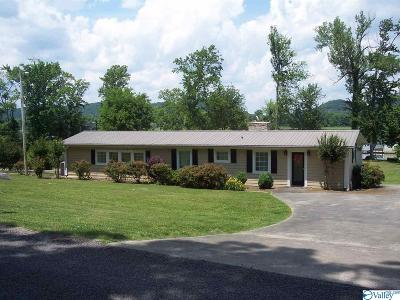 Scottsboro Single Family Home For Sale: 225 County Road 24