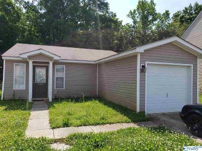 Harvest Single Family Home For Sale: 110 Will Lane