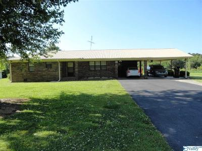 Marshall County, Jackson County Single Family Home For Sale: 156 County Road 451