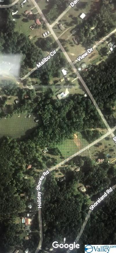 Marshall County, Jackson County Residential Lots & Land For Sale: Holiday Shores Drive