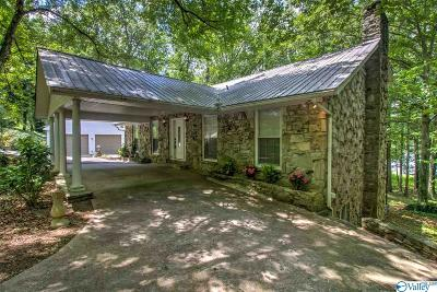 Scottsboro Single Family Home For Sale: 906 Holiday Shores Road