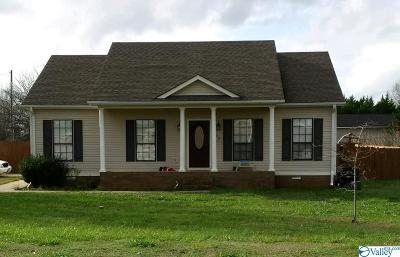 Single Family Home For Sale: 506 Comet Drive