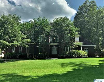 Huntsville, Madison, Athens, Decatur, New Market, Hazel Green, Priceville Single Family Home For Sale: 899 Jessie Drive