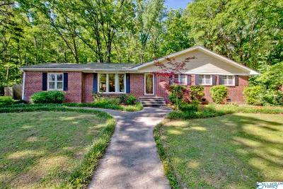 Huntsville Single Family Home For Sale: 615 Four Mile Post Road