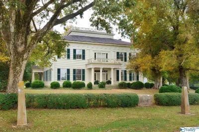 Cherokee AL Single Family Home For Sale: $1,799,000