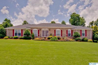 Harvest Single Family Home For Sale: 141 Thunderbird Drive