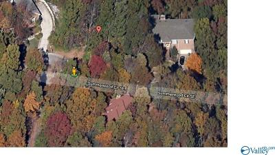 Huntsville Residential Lots & Land For Sale: 1105 Summerwood Circle